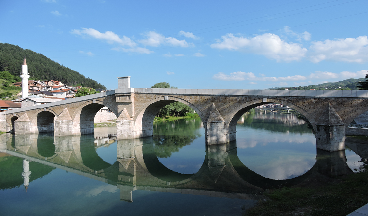 Konjic Tour - The town from a legend