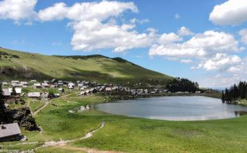 Prokoško lake - Fojnica